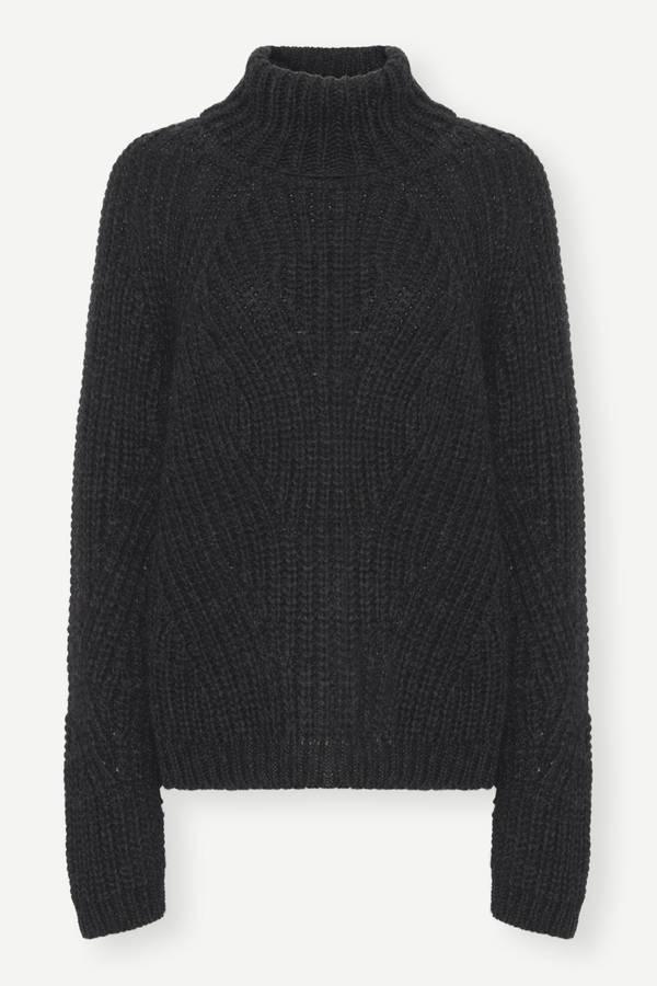 Henny Knit Turtleneck