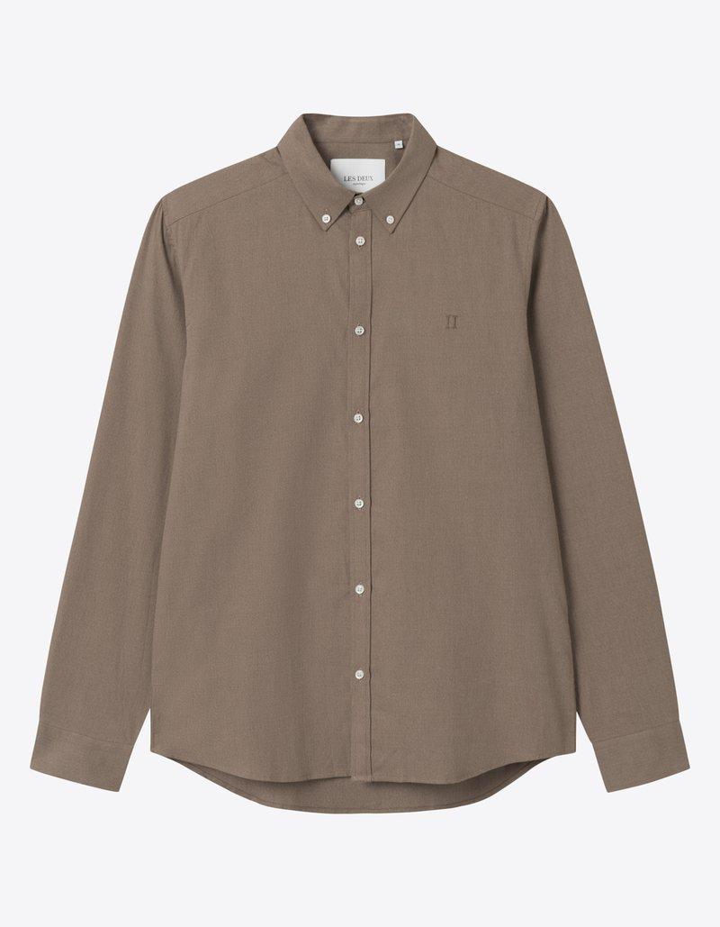 Harrison B. D. Brushed Shirt