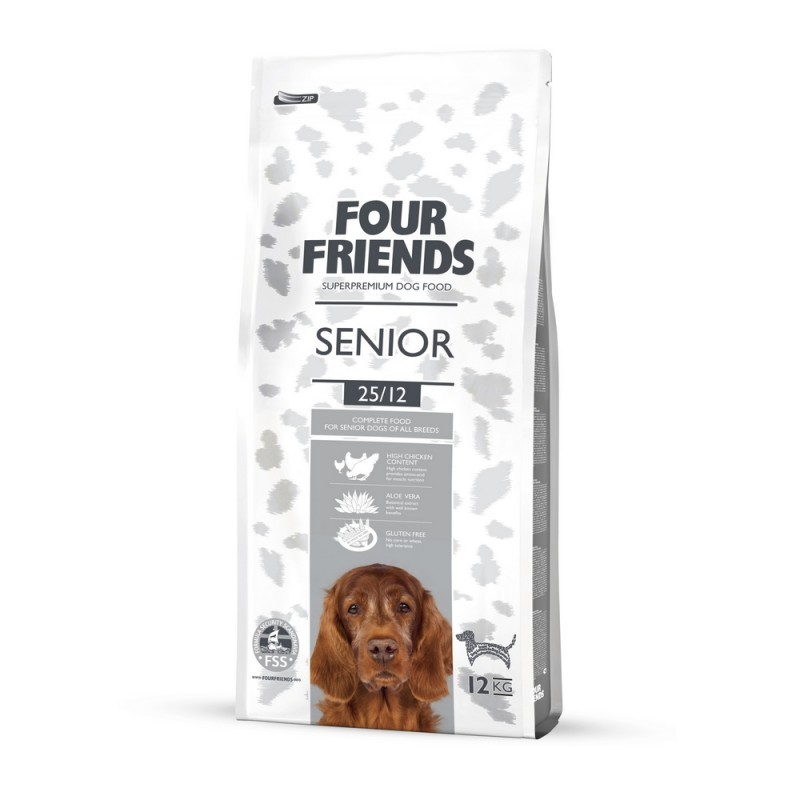 Four Friends Senior 3kg