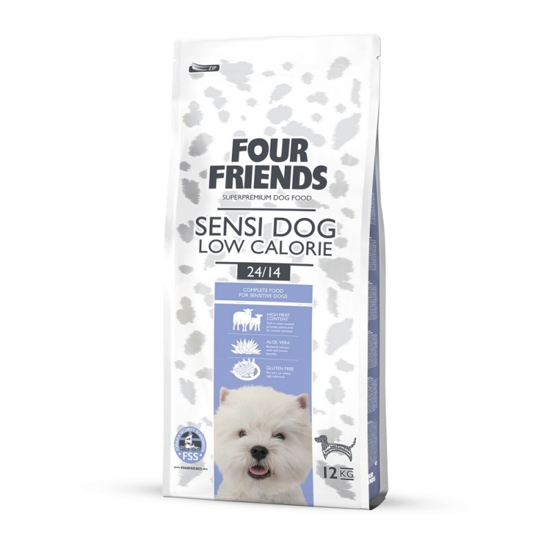 Four Friends Sensi Low Cal 3kg