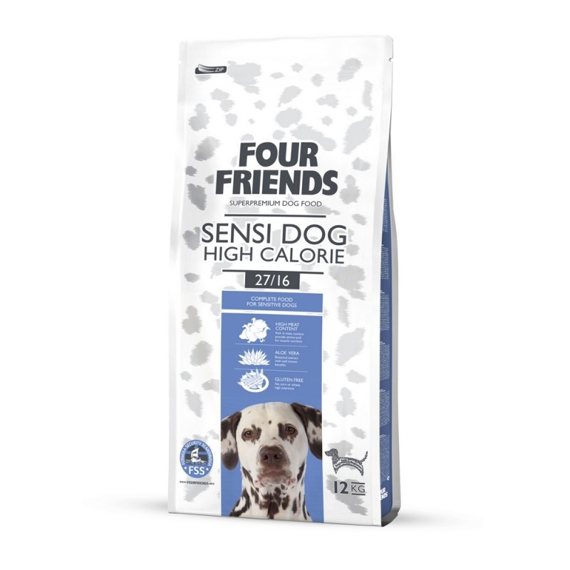 Four Friends Sensi High Cal 3kg
