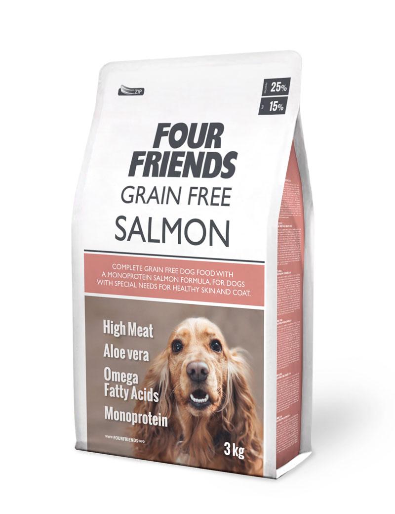 Four Friends Salmon 12kg