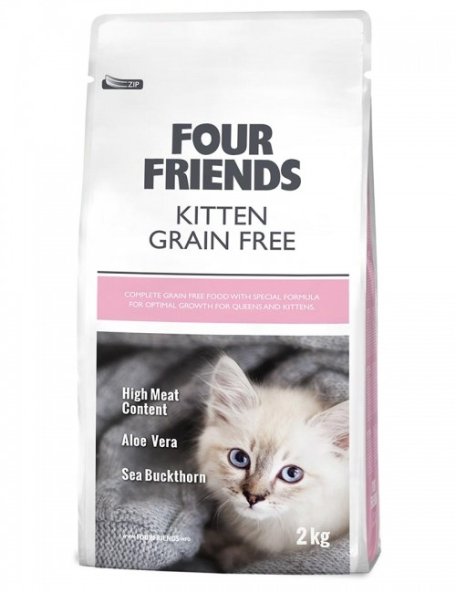 Four Friends Kitten 2kg