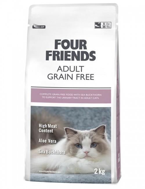 Four Friends Adult Cat 2kg