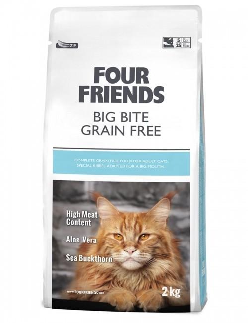 Four Friends Big Bite Cat 300g