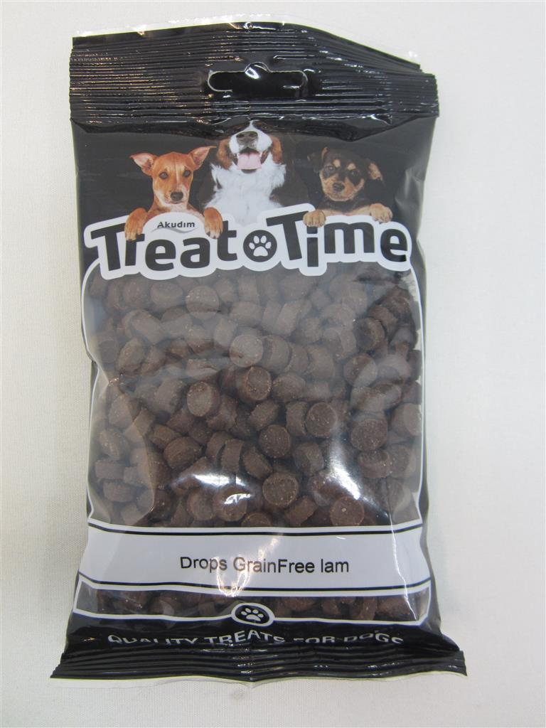 Treat Time Drops Grainfree Lam 200g