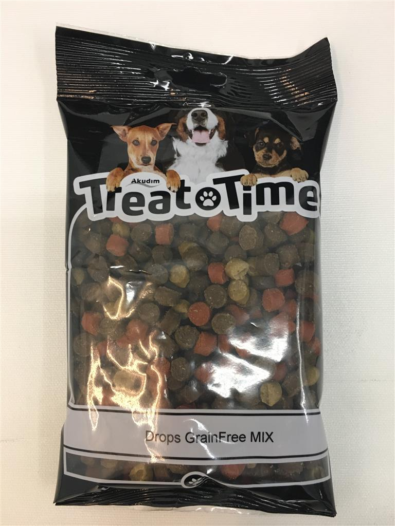 Treat Time Drops Grainfree Mix