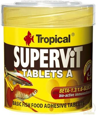 Tropical Supertvit Tablets A 50ml
