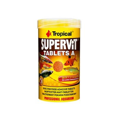 Tropical Supervit Tablets A 250ml