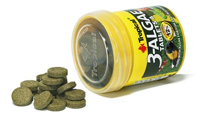 Tropical 3-Algae Tablets A 250ml