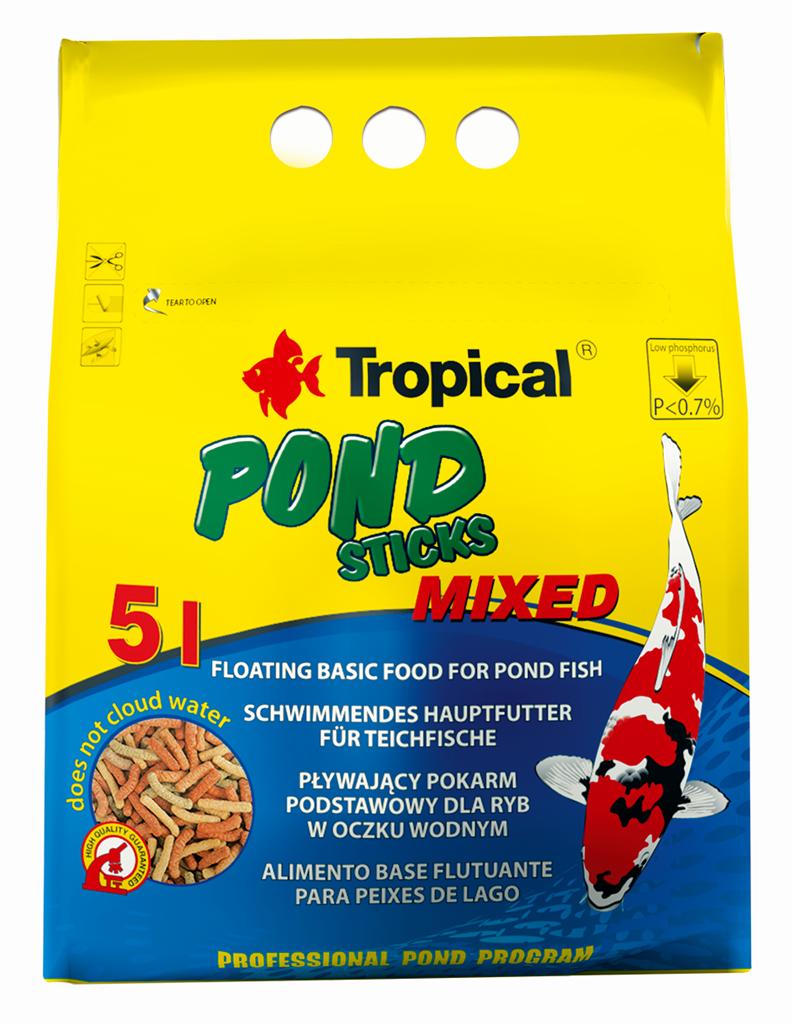 Tropical Pond Colour Sticks Mix 5L