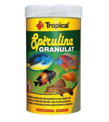 Tropical Spirulina Granulat 250ml