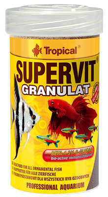 Tropical Supervit Granulat 250ml