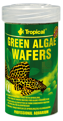 Tropical Greem Algae Wafers 1000ml