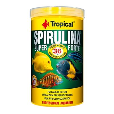 Tropical Super Spirulina Forte 36% 1000ml