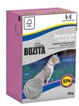 Bozita Feline Sensitive Hair&Skin 190g