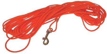 Trine Sporline 15m PVC Oransje L