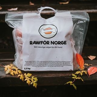 Rawfôr Kylling&Svin 2,5kg