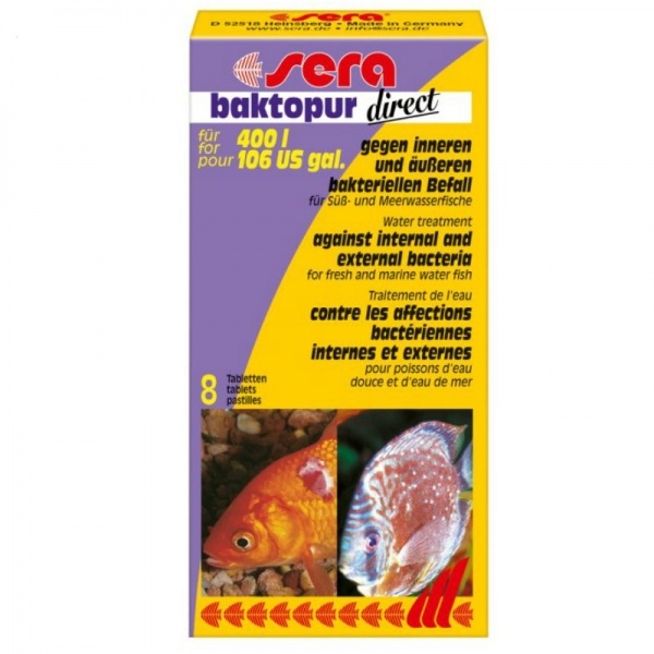 Sera Bactopur Direct 100tab