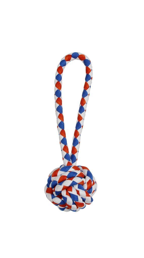 Fletteball med håndtak 22cm
