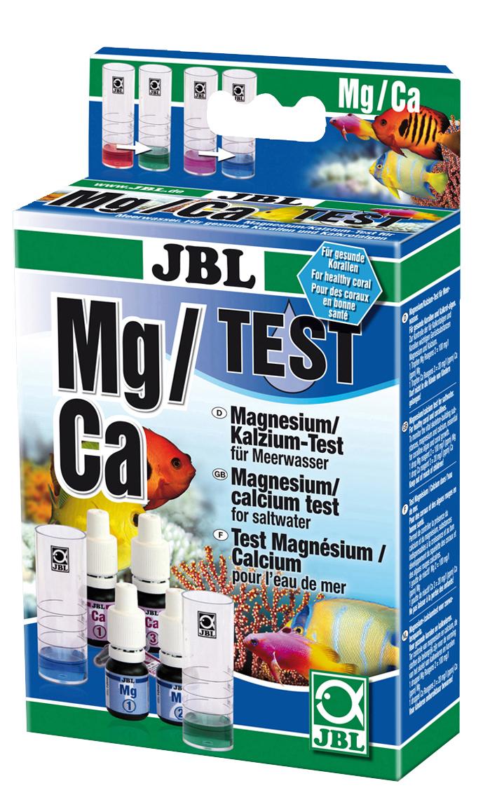 JBL Magnesium/Kalsum Testsett for Saltvann