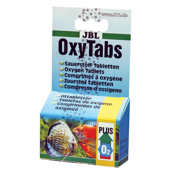 JBL OxyTabs