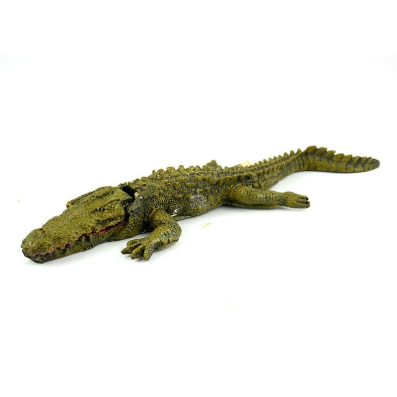 Boyu Krokodille Resinornament