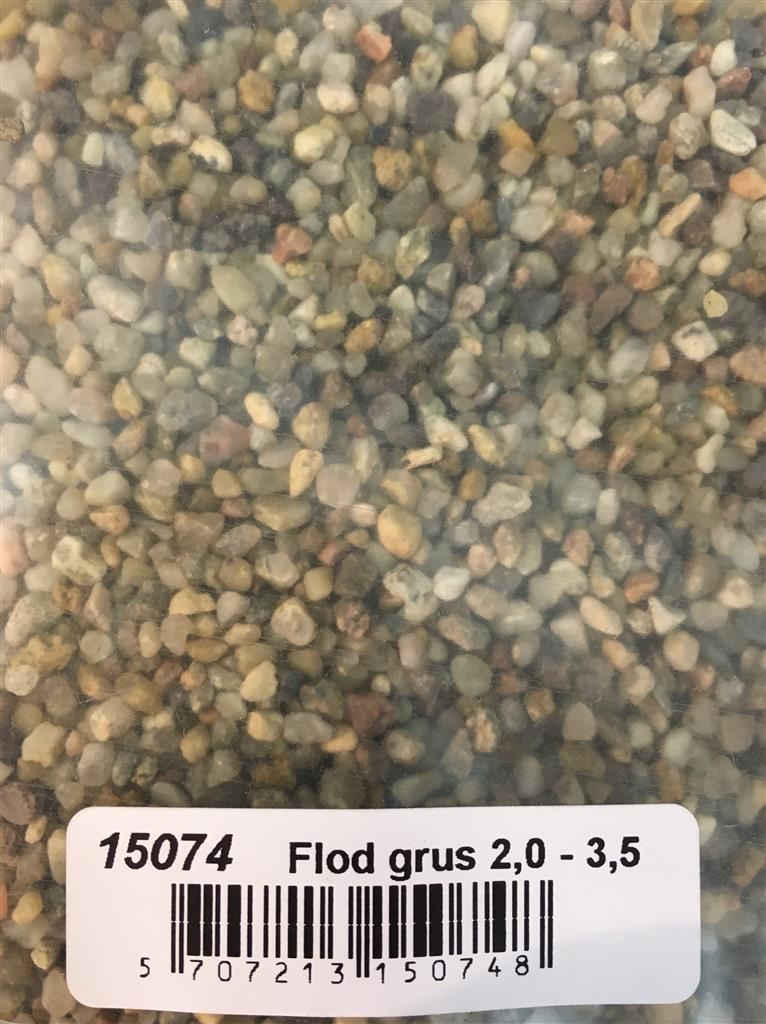 Flodgrus 2-3,5mm 10kg