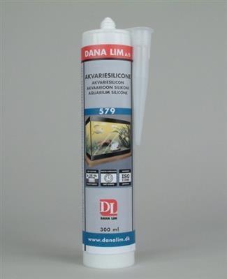 Danalim Akvariesilikon 300ml Klar