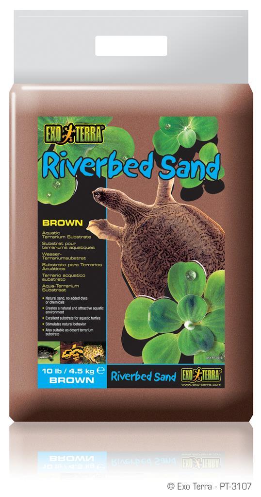 ExoTerra Riverbed Sand 4,5kg