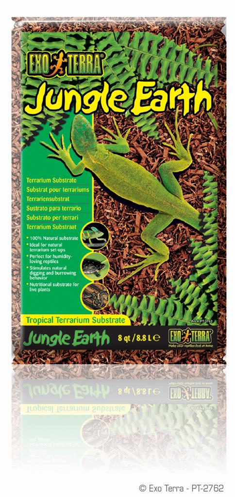 ExoTerra Jungle Earth 8,8L