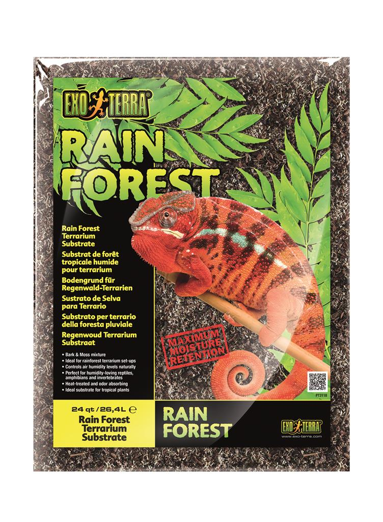 ExoTerra Rainforest Substrate 8,8L