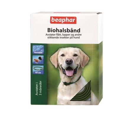 Beaphar Bio Halsbånd Hund