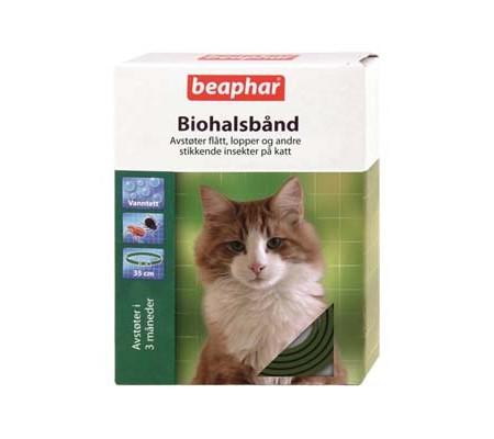 Beaphar Bio Halsbånd Katt