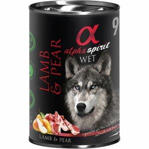 Alpha Spirit Patè Lamb&Pear 400g