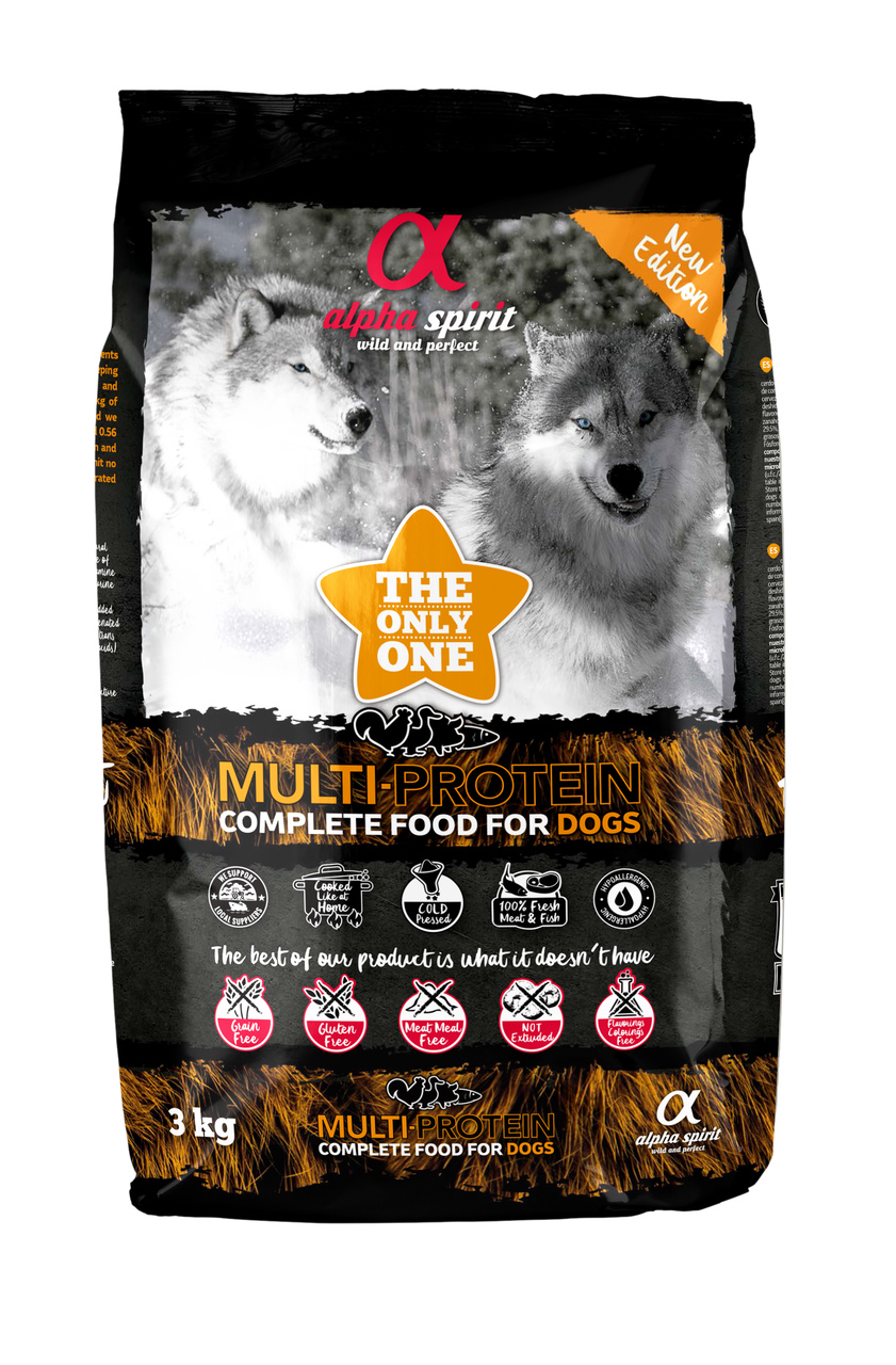 Alpha Spirit The Only One Multiprotein 3kg