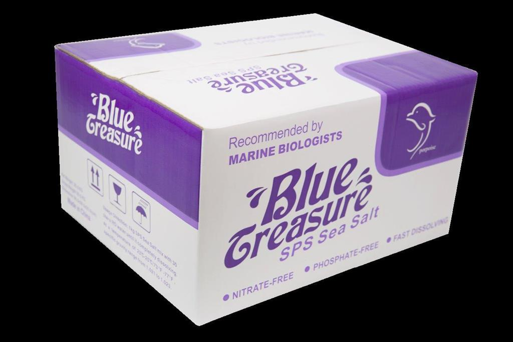 Blue Treasure Reef sea Salt SPS 20kg