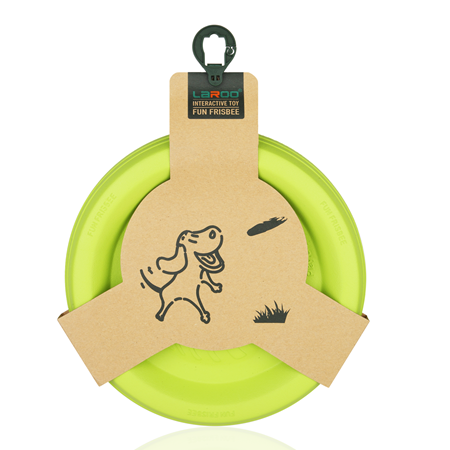 Solid Frisbee i gummi (EVA)