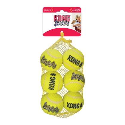 Kong Tennisball 6-pk M