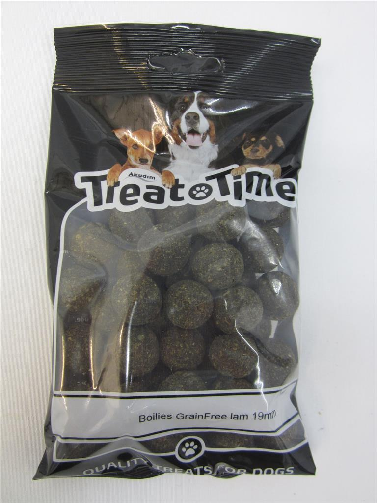 Treat time Boilies Grainfree Lam