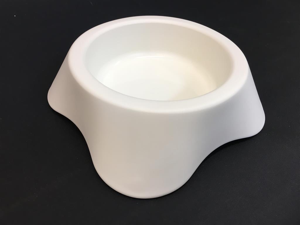 MP Plastskål 3DL Hvit