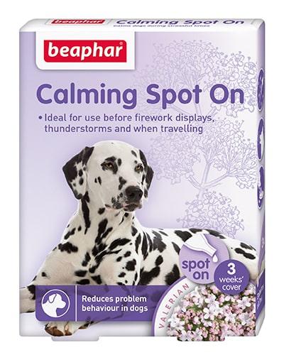 Beaphar Calming Spot On til hund