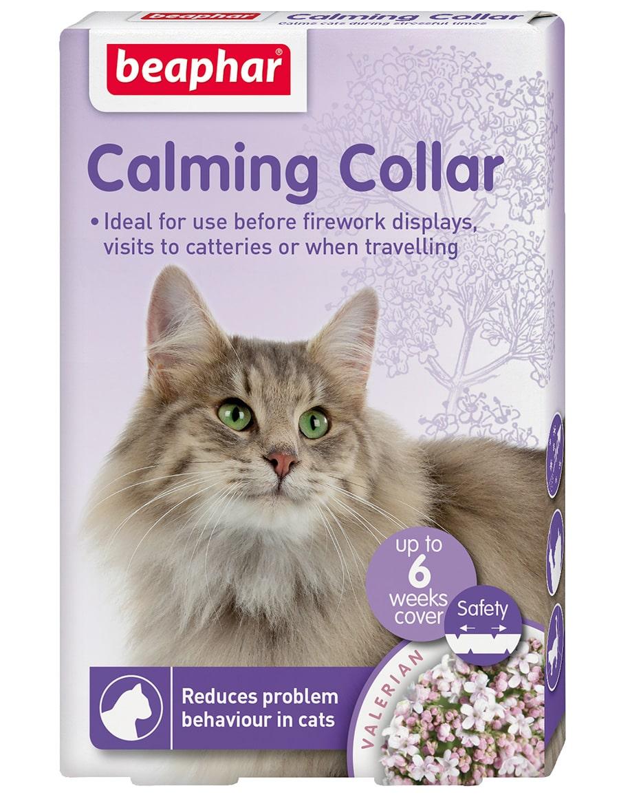 Beaphar Calming Halsbånd til Katt
