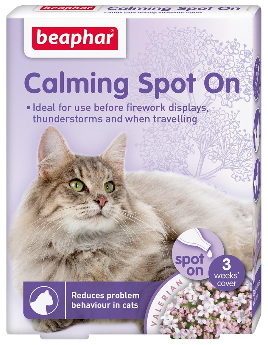 Beaphar Calming Spot On til Katt