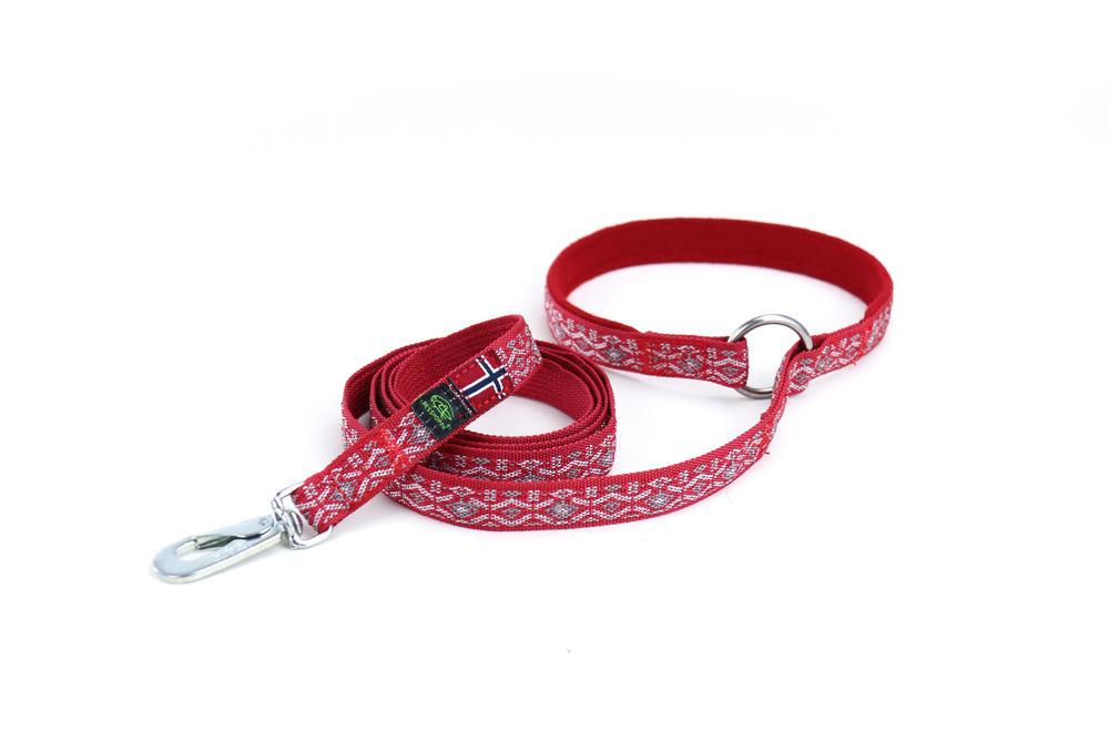 Gresshoppa Gol Kobbel Red 170cm