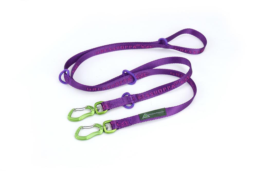 Gresshoppa Vinstra Kobbel Purple 15x170cm