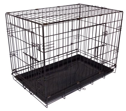 Stålbur Standard for hund 47,5x31,5x39cm