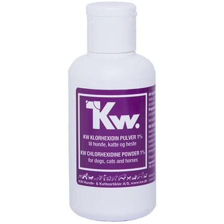 KW Klorheksidin Pulver 1%