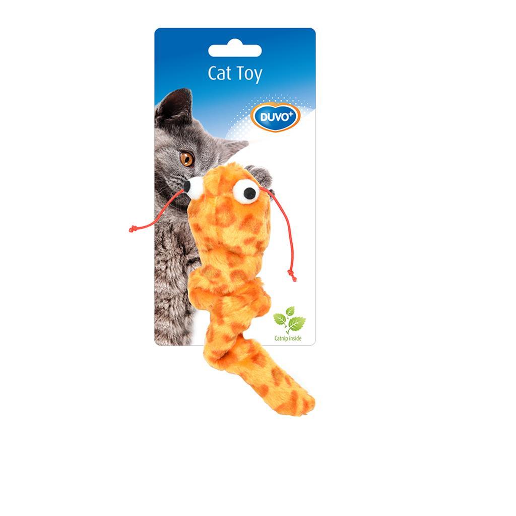 Plysj Interaktiv med catnip