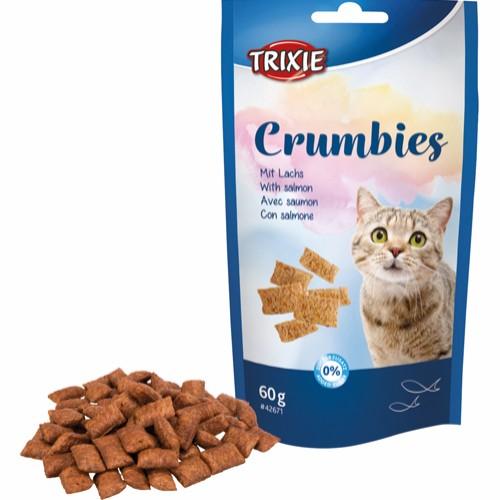 Trixie Crumbies med fjærkre og taurin